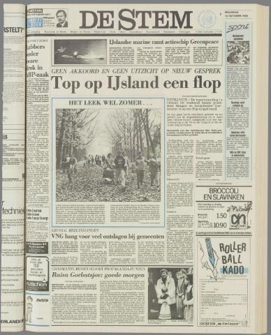 de Stem 1986-10-13