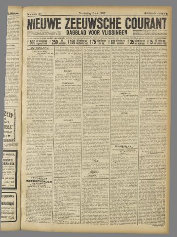Nieuwe Zeeuwsche Courant 1922-07-06