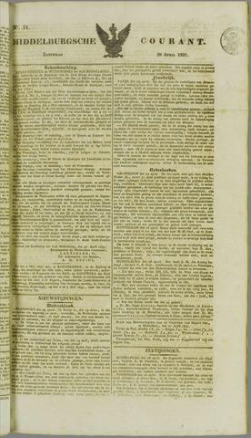 Middelburgsche Courant 1837-04-29
