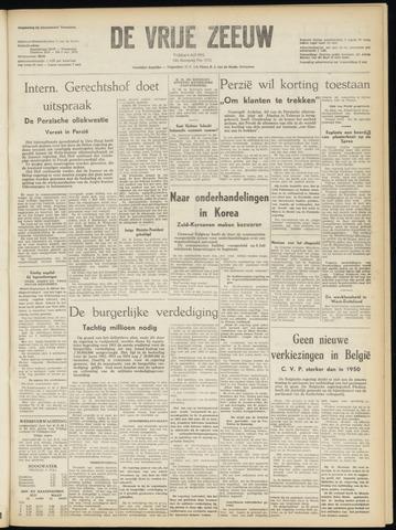 de Vrije Zeeuw 1951-07-06