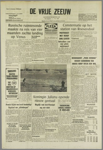 de Vrije Zeeuw 1967-10-19