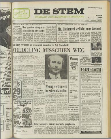 de Stem 1974-08-29