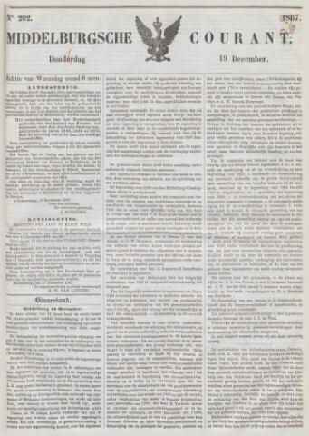 Middelburgsche Courant 1867-12-19