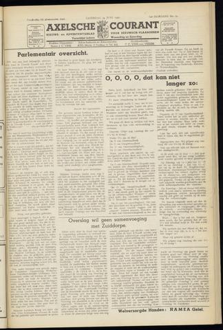 Axelsche Courant 1950-06-24