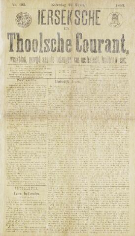 Ierseksche en Thoolsche Courant 1889-03-23
