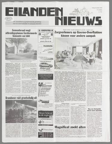 Eilanden-nieuws. Christelijk streekblad op gereformeerde grondslag 2004-10-15
