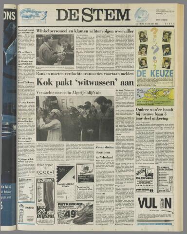 de Stem 1992-01-18