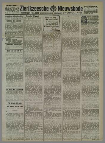 Zierikzeesche Nieuwsbode 1930-02-24