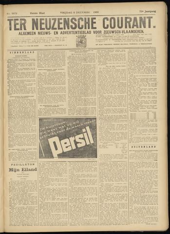 Ter Neuzensche Courant. Algemeen Nieuws- en Advertentieblad voor Zeeuwsch-Vlaanderen / Neuzensche Courant ... (idem) / (Algemeen) nieuws en advertentieblad voor Zeeuwsch-Vlaanderen 1933-12-08