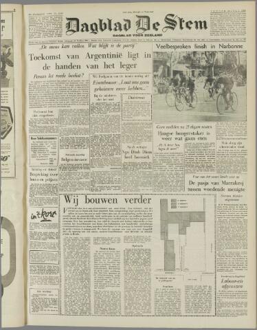 de Stem 1955-07-22
