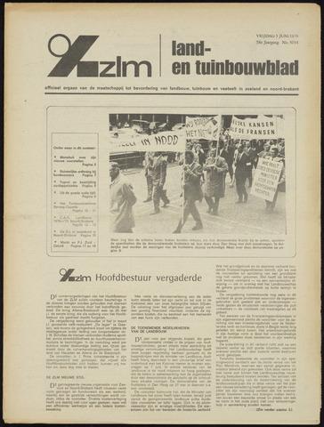 Zeeuwsch landbouwblad ... ZLM land- en tuinbouwblad 1970-06-03