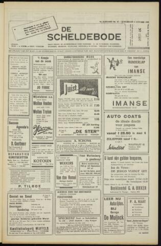 Scheldebode 1955-10-06