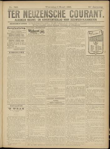 Ter Neuzensche Courant. Algemeen Nieuws- en Advertentieblad voor Zeeuwsch-Vlaanderen / Neuzensche Courant ... (idem) / (Algemeen) nieuws en advertentieblad voor Zeeuwsch-Vlaanderen 1926-03-03