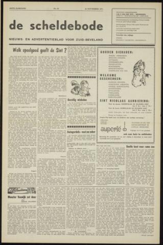 Scheldebode 1971-11-26