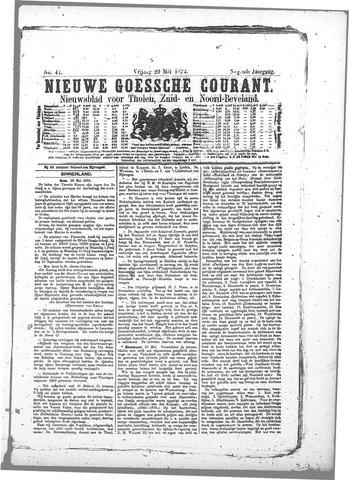 Nieuwe Goessche Courant 1874-05-29