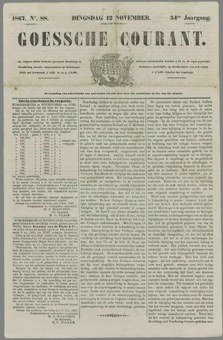 Goessche Courant 1867-11-12