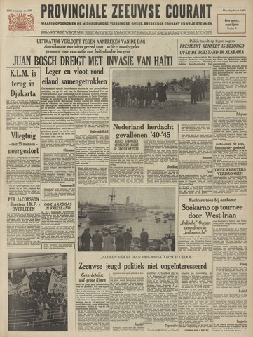 Provinciale Zeeuwse Courant 1963-05-06