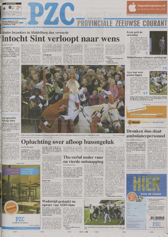 Provinciale Zeeuwse Courant 2006-11-20