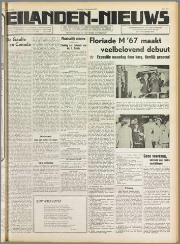 Eilanden-nieuws. Christelijk streekblad op gereformeerde grondslag 1967-08-15