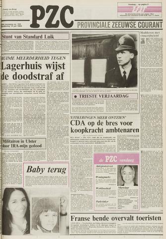 Provinciale Zeeuwse Courant 1983-07-14