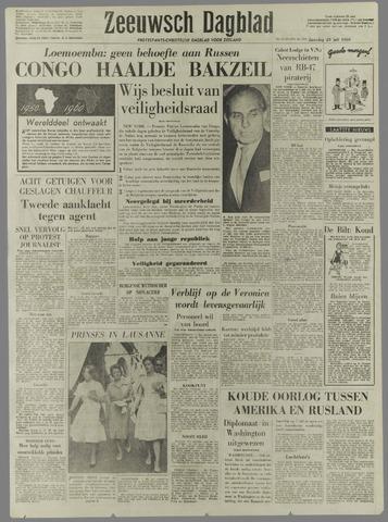 Zeeuwsch Dagblad 1960-07-23