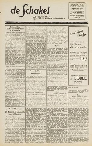 De Schakel 1959-09-18