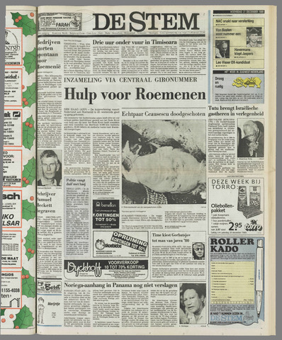 de Stem 1989-12-27