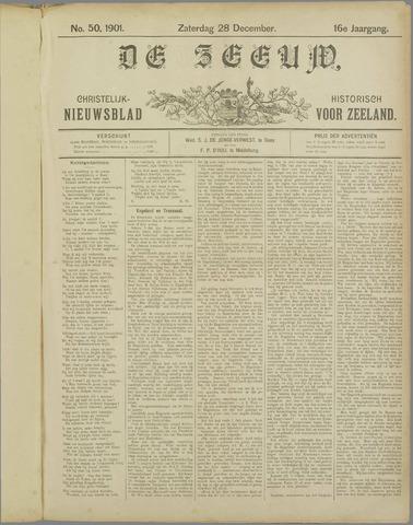 De Zeeuw. Christelijk-historisch nieuwsblad voor Zeeland 1901-12-28