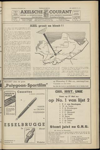 Axelsche Courant 1953-05-20