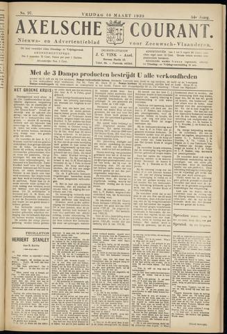 Axelsche Courant 1939-03-10
