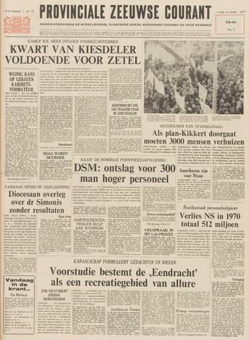 Provinciale Zeeuwse Courant 1971-01-15