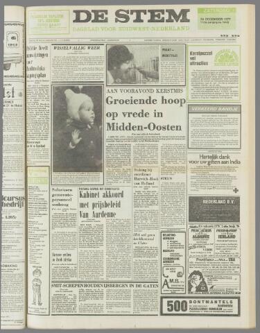 de Stem 1977-12-24