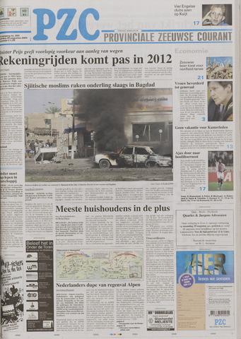 Provinciale Zeeuwse Courant 2005-08-25