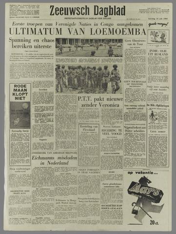 Zeeuwsch Dagblad 1960-07-16