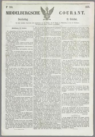 Middelburgsche Courant 1872-10-31