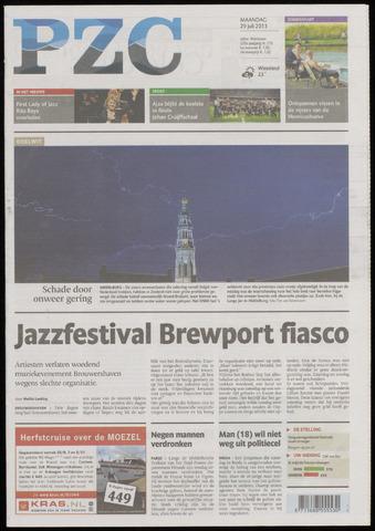 Provinciale Zeeuwse Courant 2013-07-29