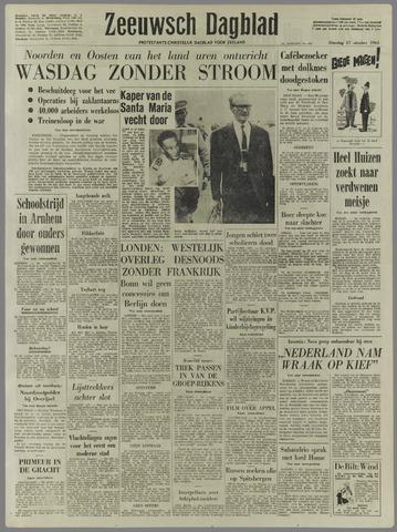 Zeeuwsch Dagblad 1961-10-17