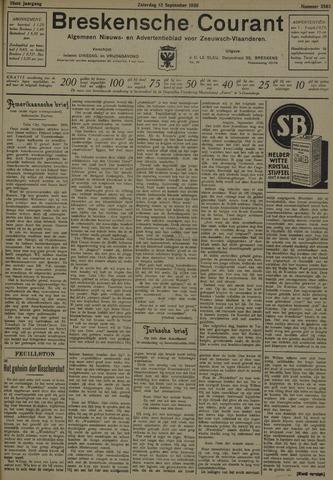 Breskensche Courant 1930-09-13