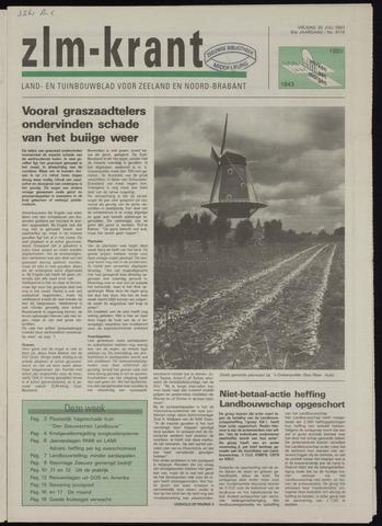 Zeeuwsch landbouwblad ... ZLM land- en tuinbouwblad 1993-07-30