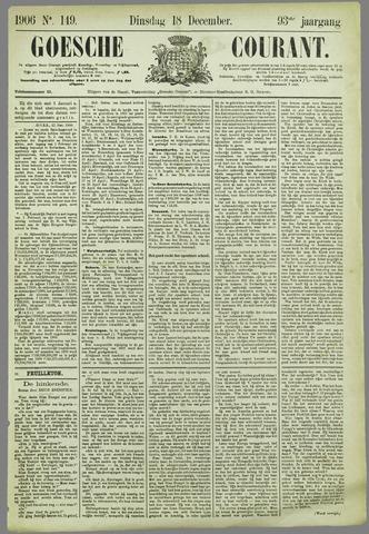 Goessche Courant 1906-12-18