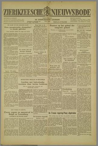 Zierikzeesche Nieuwsbode 1952-12-24