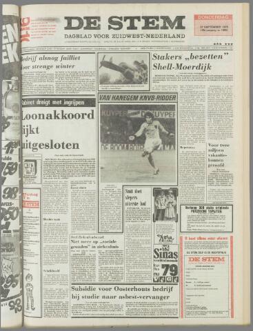 de Stem 1979-09-27