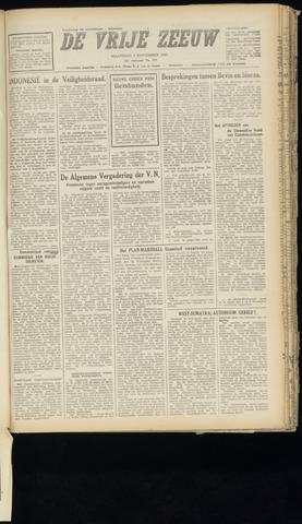 de Vrije Zeeuw 1947-11-03