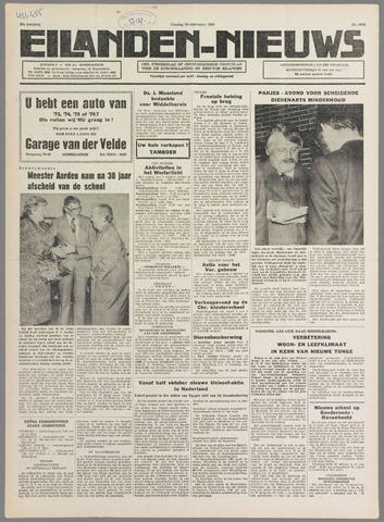 Eilanden-nieuws. Christelijk streekblad op gereformeerde grondslag 1980-09-30