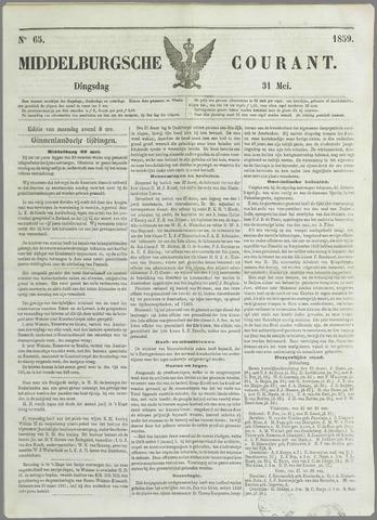 Middelburgsche Courant 1859-05-31