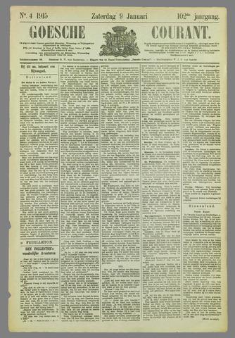 Goessche Courant 1915-01-09