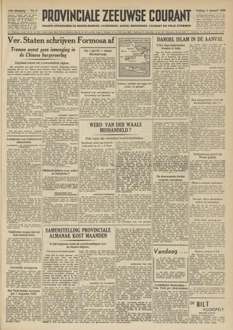 Provinciale Zeeuwse Courant 1950-01-06