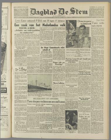 de Stem 1950-01-26