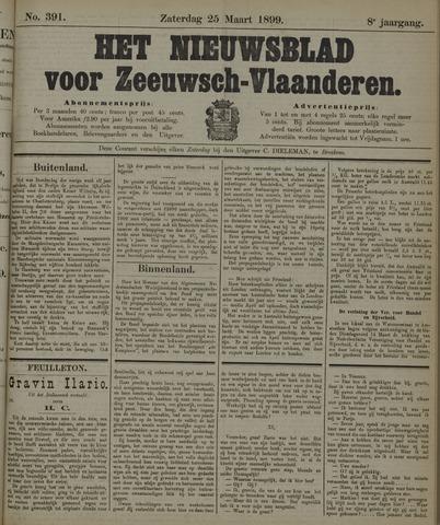 Nieuwsblad voor Zeeuwsch-Vlaanderen 1899-03-25
