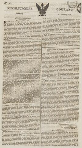 Middelburgsche Courant 1829-01-31